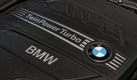 BMW 220d motor