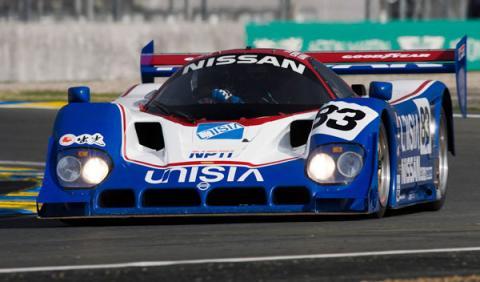 Nissan Le Mans 1990-1992