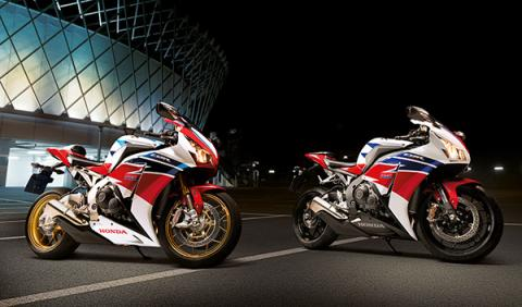 Honda CBR1000RR Fireblade y SP