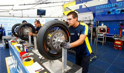 Michelin regresa a MotoGP