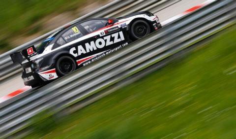 WTCC 2014, Austria: Morbidelli pierde la pole por sanción