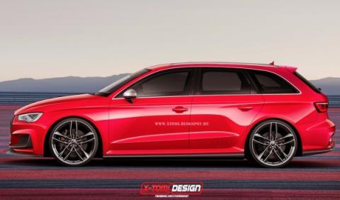 RS3 2015 sportback