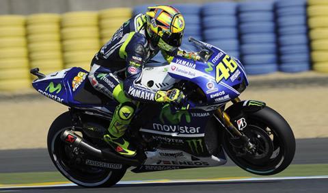 Rossi cumplirá los 300 GP en Mugello: a celebrarlo en casa
