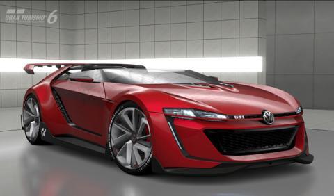 Volkswagen GTI Vision Gran Turismo 6