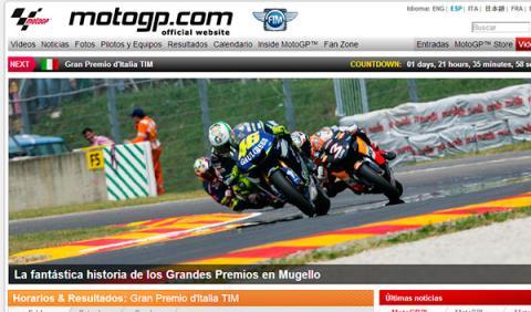 ver motogp online motogp.com