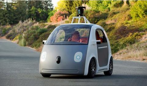 coche google sin conductor