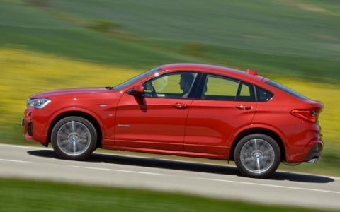 BMW-X4-barrido