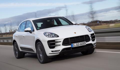Llamada a taller de 2.500 Porsche Macan por fallo en frenos