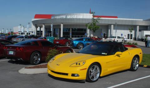 Corvette dejará el socavón como parte de su Museo