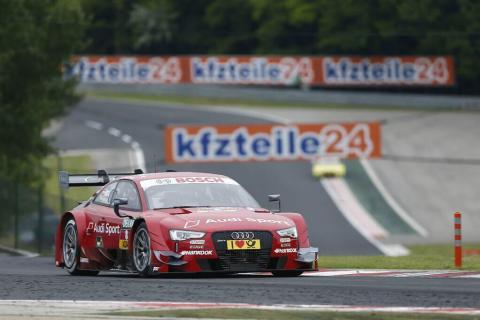 DTM 2014, Hungría: Pole de BMW con Molina tercero