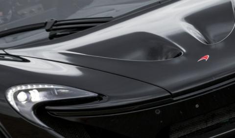 McLaren P15: un híbrido por debajo del P1