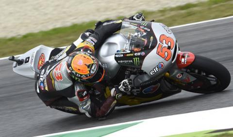 carrera Moto2 GP Italia Rabat