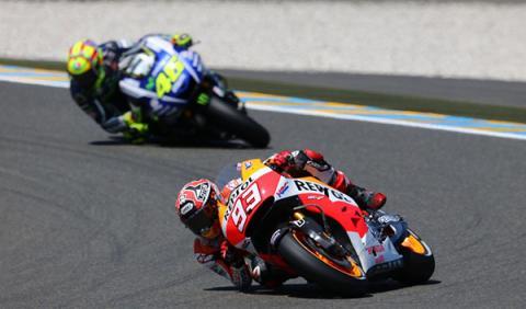 carrera MotoGP GP Italia