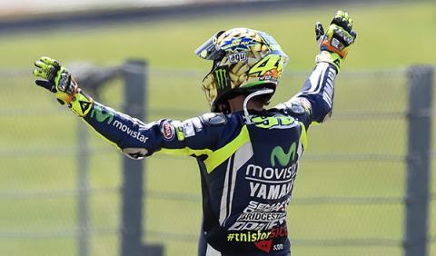 GP italia 2014 Rossi