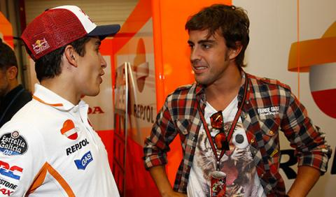 GP Italia 2014 Fernando Alonso