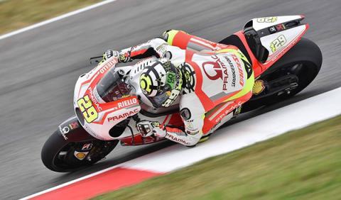 MotoGP Italia 2014 Andrea Iannone