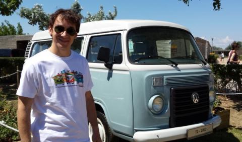 Auto Bild asiste a la FurgoVolkswagen 2014