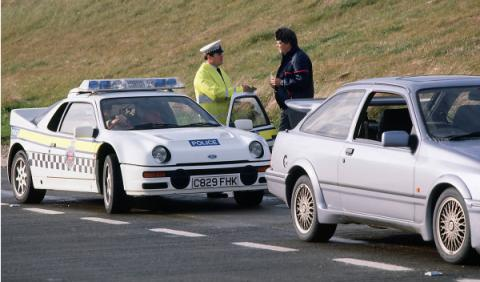 RS200 policia