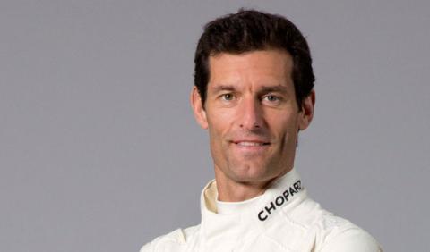 Marc Webber Le Mans