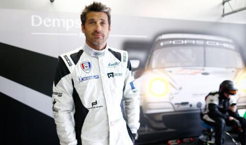 Patrick Dempsey Le Mans 2014
