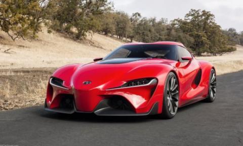Un nuevo Toyota FT-1 podría estar en camino