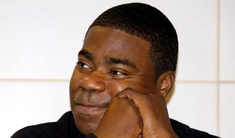 El actor Tracy Morgan en estado crítico por un accidente