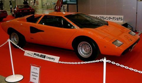 Lamborghini Countach Periscopia vendido por 900.000 euros