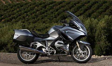 BMW notifica un problema en la nueva BMW R 1200 RT 2014