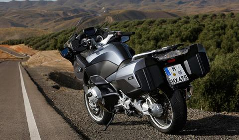 problema nueva BMW R 1200 RT 2014