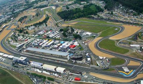 Circuito Sarthe