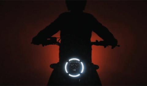Ducati Scrambler 2015 faro