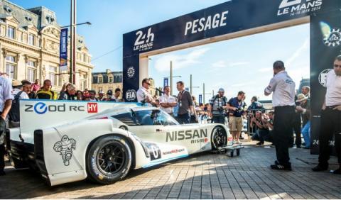 Nissan ZEOD RC 24 Horas de Le Mans 2014