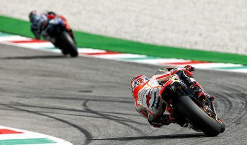 Los horarios de Moto GP Cataluña 2014