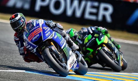 lorenzo pol MotoGP Cataluña 2014