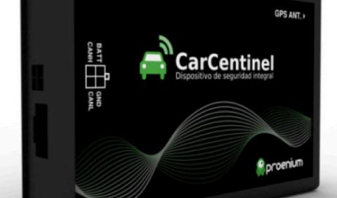Un antirrobo para coches que te avisa en tu smartphone