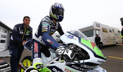 Libres 2 Moto3 GP Cataluña 2014: Niklas Ajo toma el mando