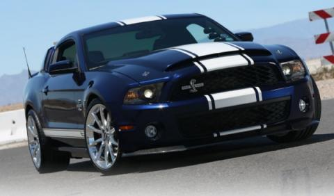 2010 Shelby Super Snake Concept