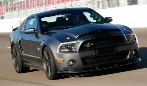 2011 Shelby Super Snake Prototype