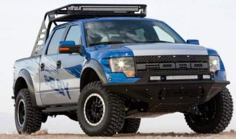 2013 Shelby Raptor Concept