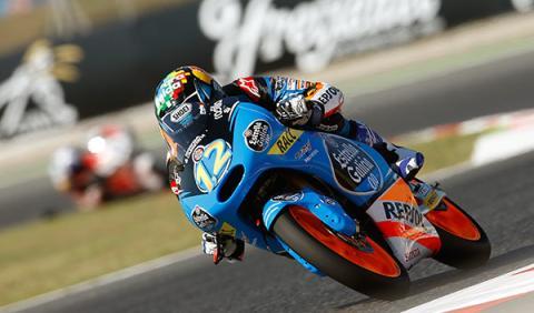 alex marquez Moto3 GP Cataluña 2014