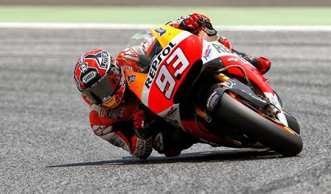 márquez motogp GP cataluña 2014