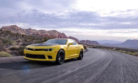 GM llama a revisión a más de 500.000 Camaro