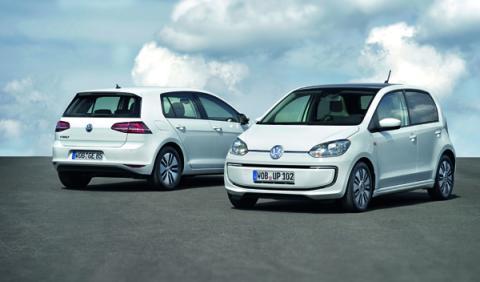 VW e-up! y VW e-Golf, ya están a la venta