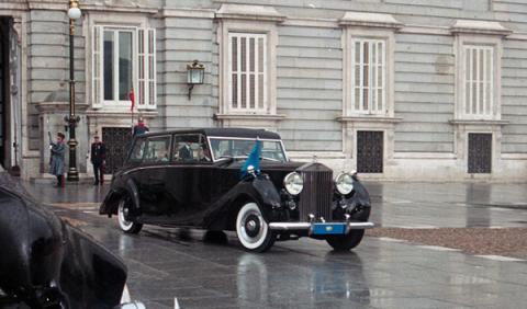 El bulo sobre el Rolls con el que Felipe fue proclamado Rey