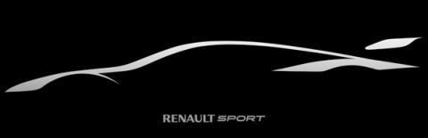 Renaultsport Trophy show car: nacido para competir