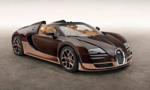 A la venta dos Bugatti Veyron Grand Sport Vitesse Rembrandt