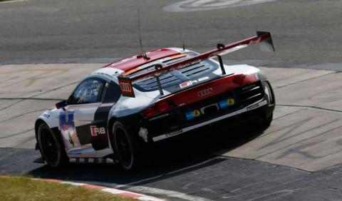 Audi R8 24 horas Nurburgring
