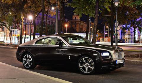 Rolls Wraith