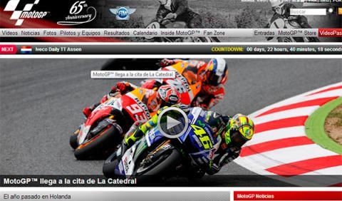 motogp.com ver motoGP online