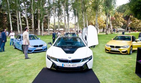 BMW i8 autobello
